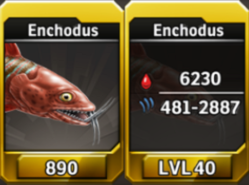 Enchodus Level 40 Tournament-Battle Arena Profile Picture