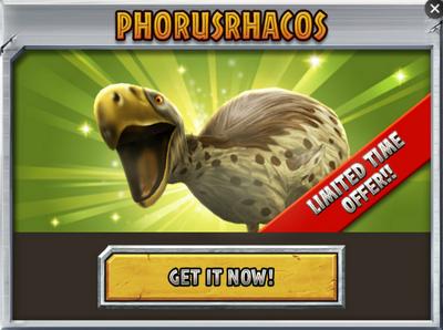 Phorusrhacos Promo