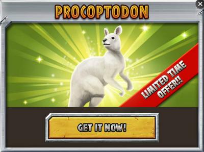 Procoptodon Promo