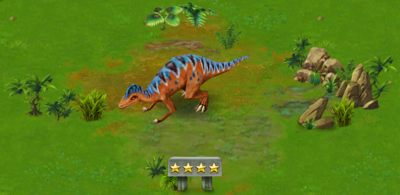 Corythosaurus Level 40 2