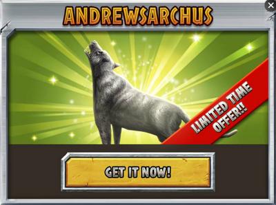Andrewsarchus Promo