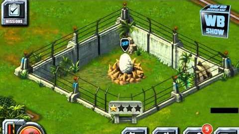 Jurassic Park Builder - Carnotaurus Jurassic Park Limited