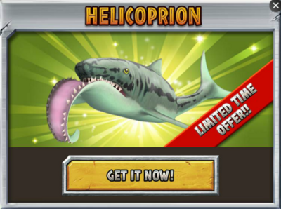 Helicoprion Promo