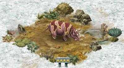 Uintatherium Level 40 2