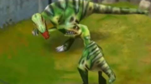 Jurassic Park Builder - Compsognathus Jurassic Park