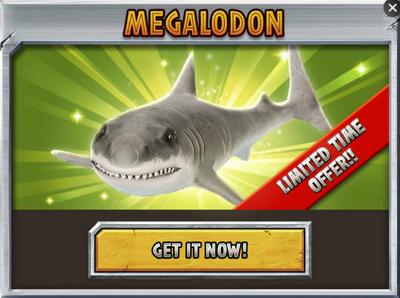 Megalodon Promo