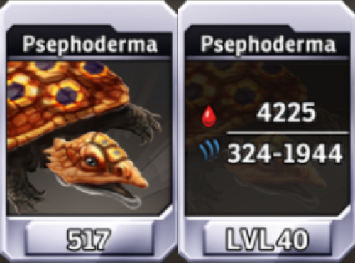 Psephoderma Level 40 Tournament-Battle Arena Profile Picture