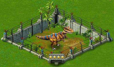 Albertosaurus Level 40 2