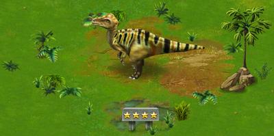 Edmontosaurus Level 40 2