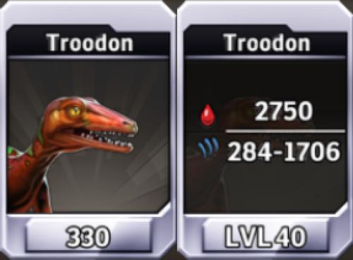 Troodon Level 40 Tournament-Battle Arena Profile Picture