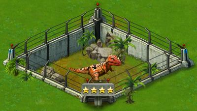 Ceratosaurus Level 40 2
