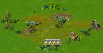 Dryosaurus Level 40 2