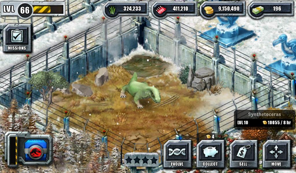 Megalania Jurassic Park Builder Megalania | Jurassic P...