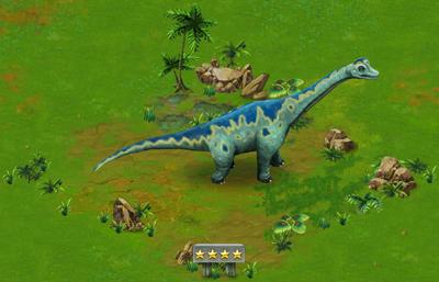 Brachiosaurus Level 40 2