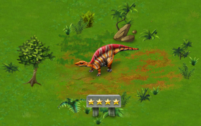Ouranosaurus Level 40 2