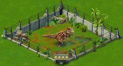 Allosaurus Level 40 2