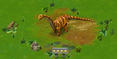 Camarasaurus Level 40 2