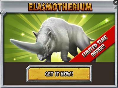 Elasmotherium Promo