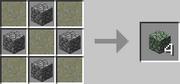 JC screenshot - Mossy cobblestone