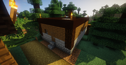 Village lab exterior