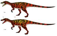 Concept - Herrerasaurus