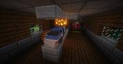 Village lab interior