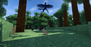 Microraptor kill