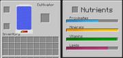Cultivator GUI