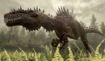 Jurassic Spike
