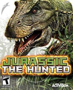 250px-Jurassic The Hunted Box Art