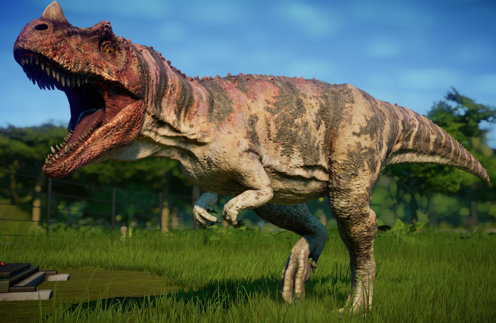 ceratosaurus  jurassic world evolution wiki  fandom