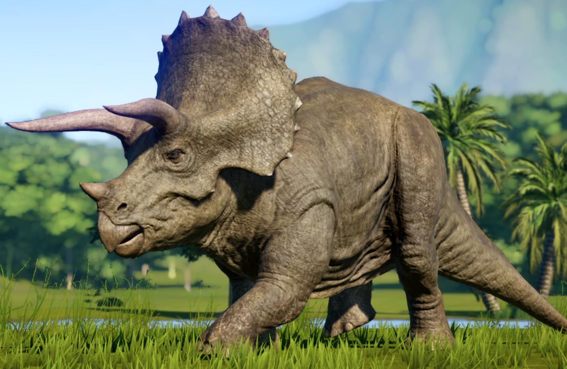 triceratops jurassic world evolution wiki fandom powered by wikia