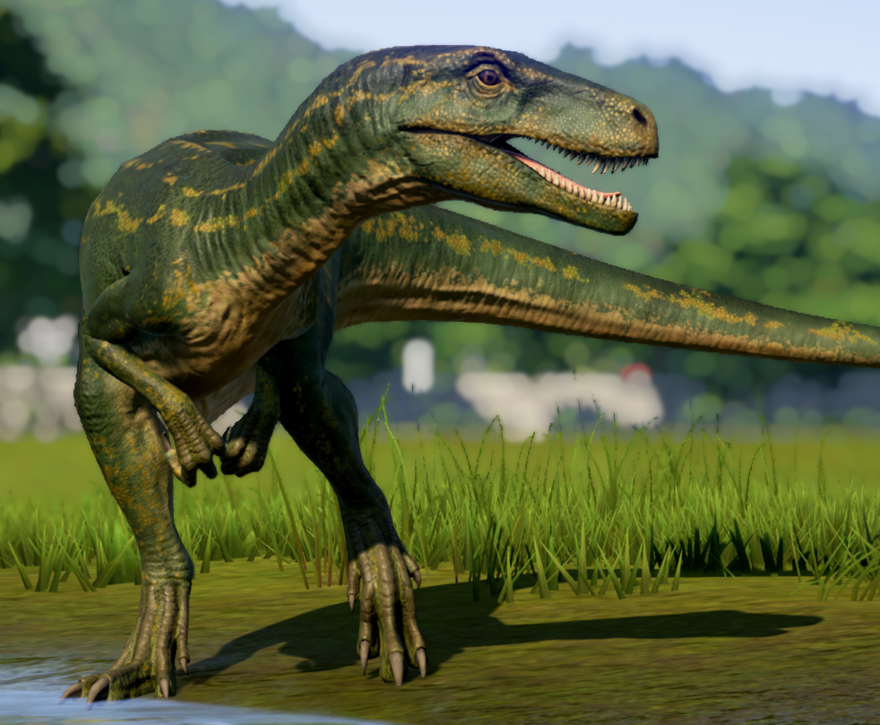 Herrerasaurus Jurassic World Evolution Wiki Fandom Powered By Wikia