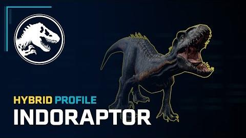 Hybrid Profile - Indoraptor