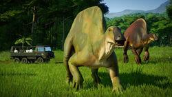 JWE Claires sanctuary Ouranosaurus 3