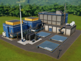 Medium Power Station