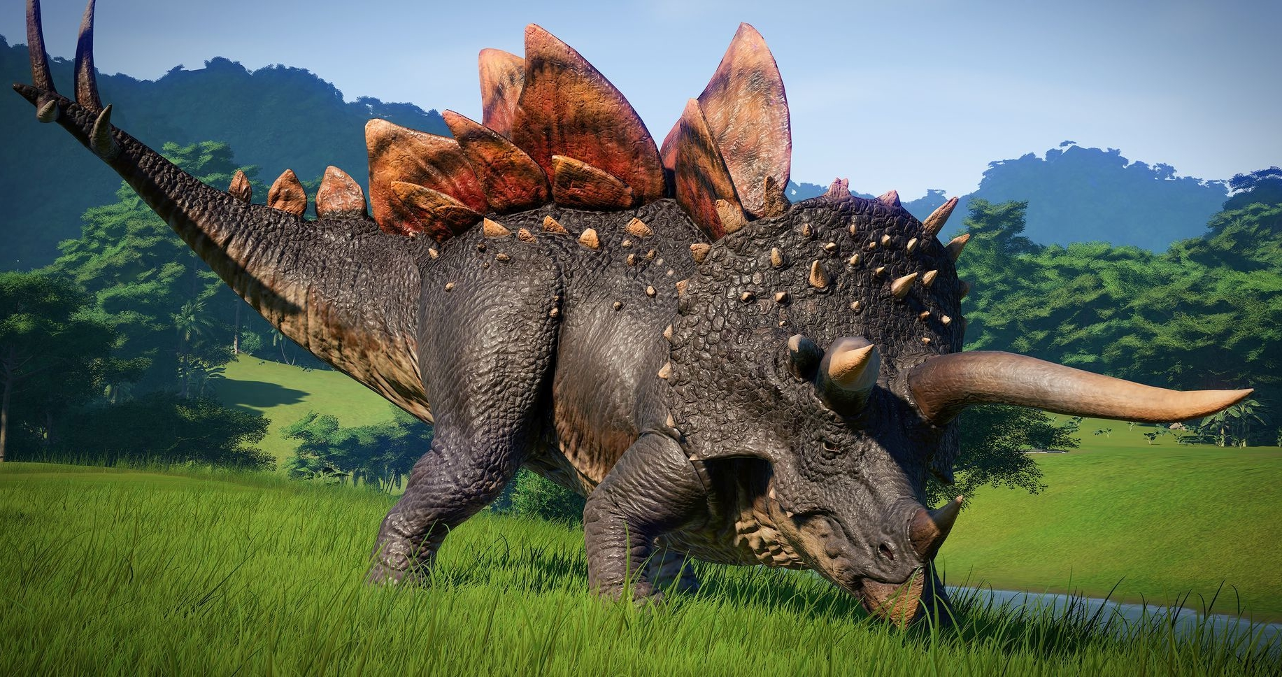 Stegoceratops | Jurassic World Evolution Wiki | FANDOM