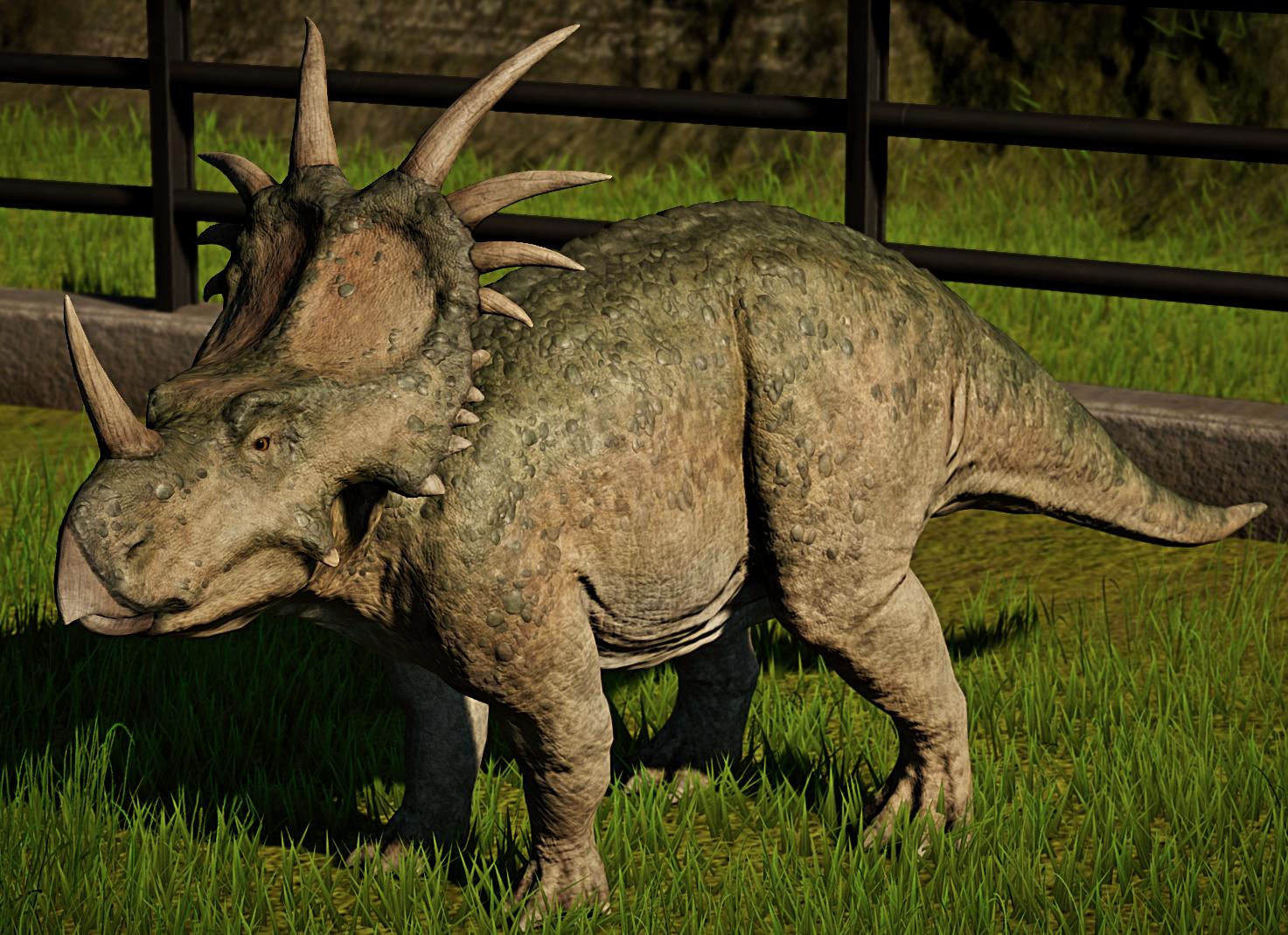 Risultati immagini per Styracosaurus