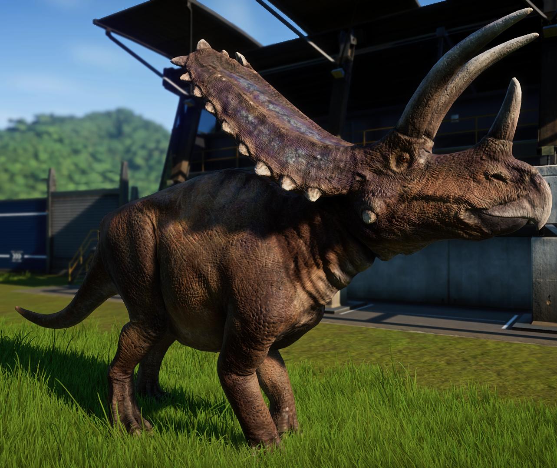 pentaceratops  jurassic world evolution wiki  fandom