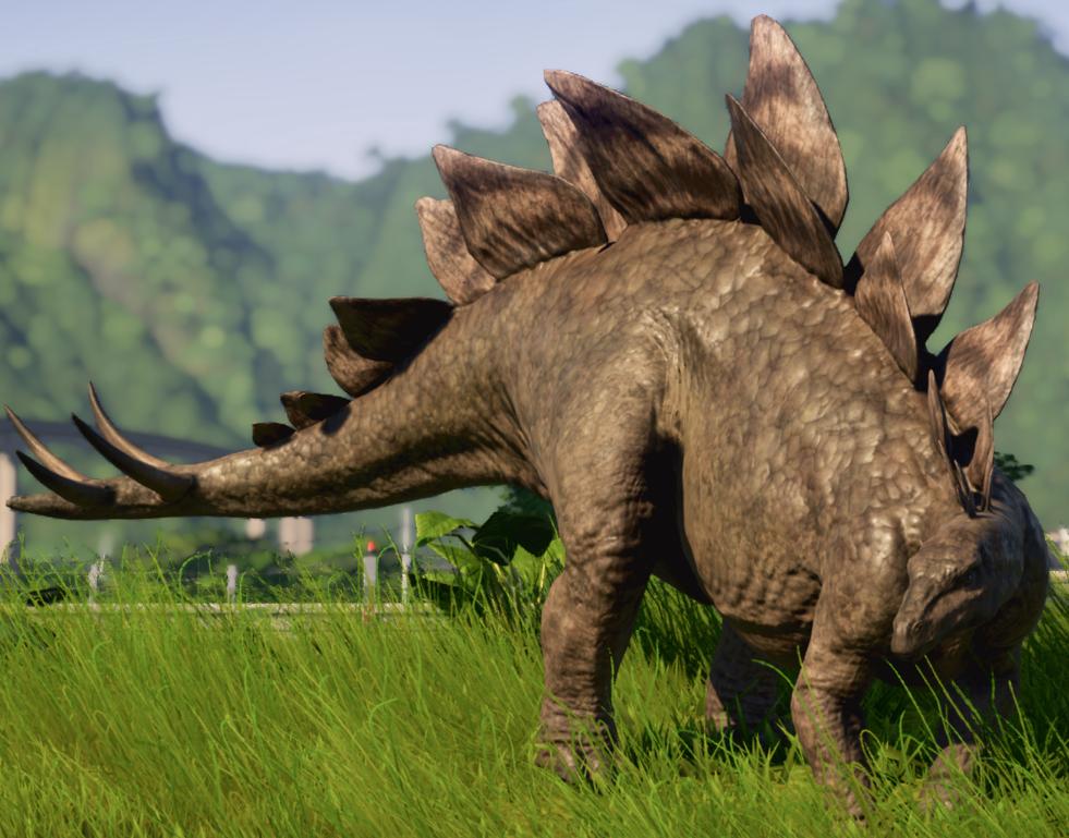 stegosaurus  jurassic world evolution wiki  fandom