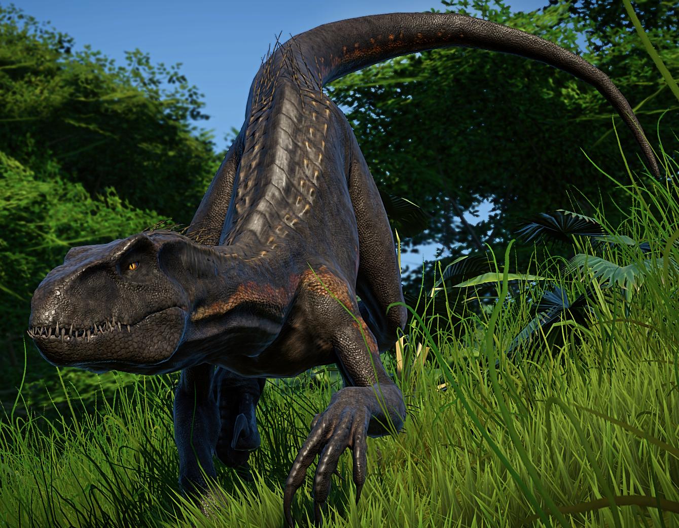 Indoraptor | Jurassic World Evolution Wiki | FANDOM powered