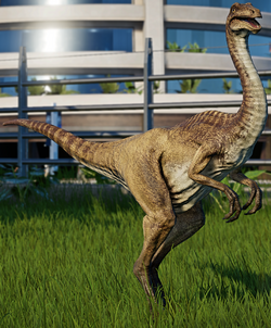 JWEGallimimus