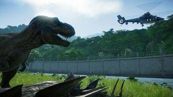 JWE T. rex