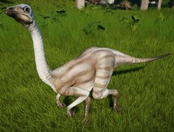 JWEStruthiomimus