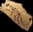 Ankylosaurusfossilicon