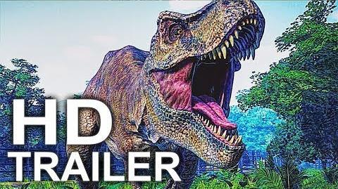 JURASSIC WORLD EVOLUTION Trailer 2 NEW (2018) Jurassic Park HD