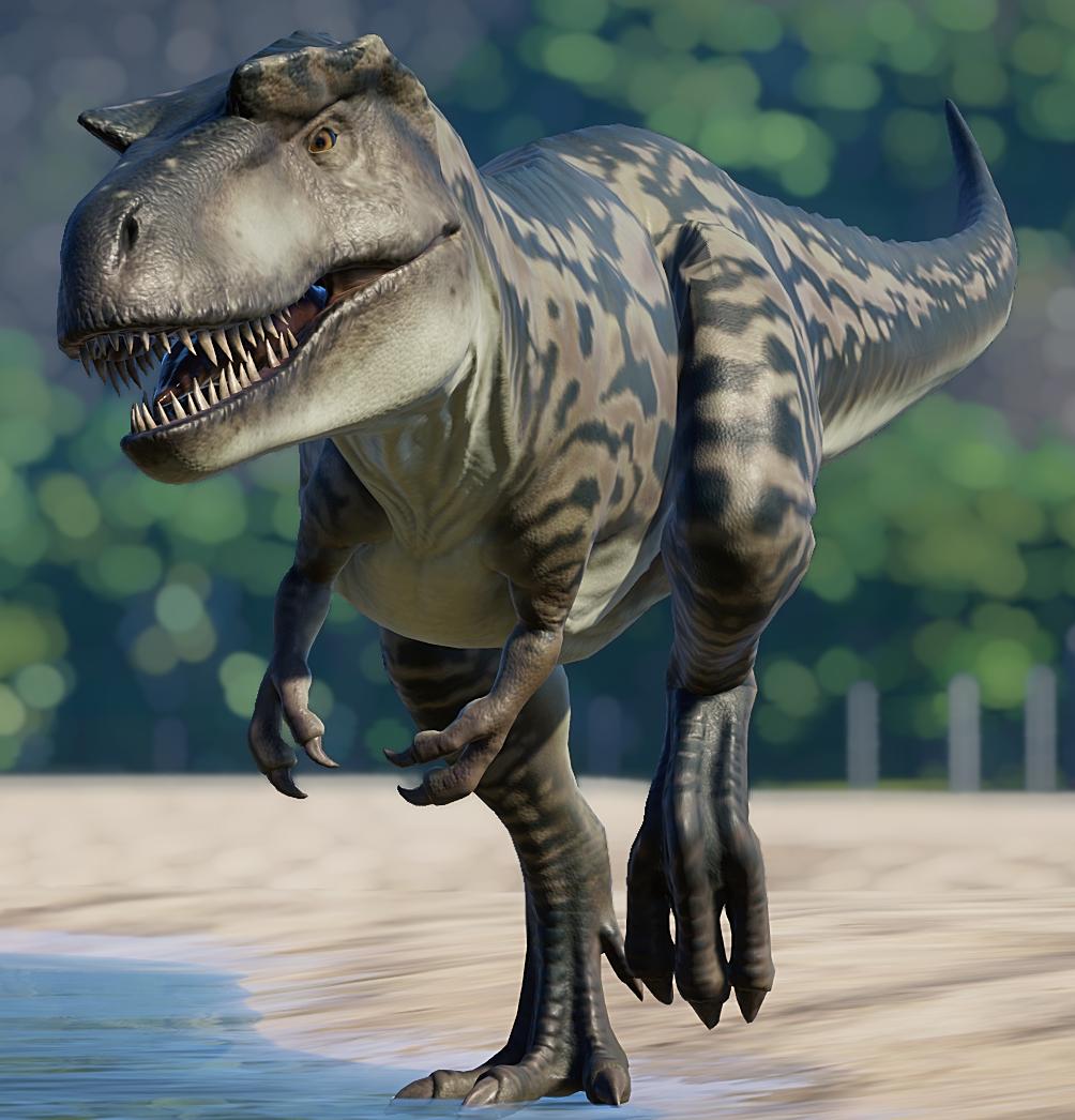 albertosaurus  jurassic world evolution wiki  fandom