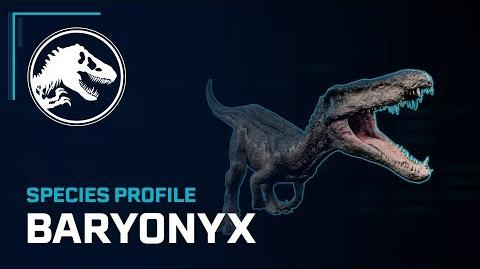 Species Profile - Baryonyx