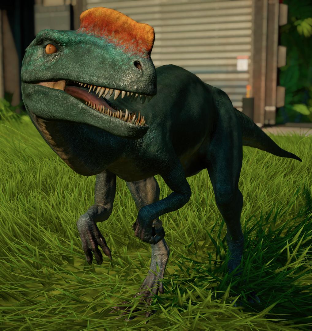 Proceratosaurus | Jurassic World Evolution Wiki | FANDOM