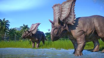 Jurassic World Evolution 3chasmo